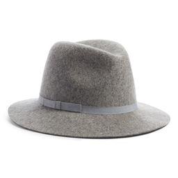 Essential Felted Wool Fedora | Nordstrom