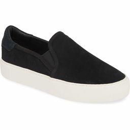 Abies Perforated Slip-On Platform Sneaker | Nordstrom