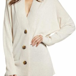 Button Front Cardigan   Nordstrom