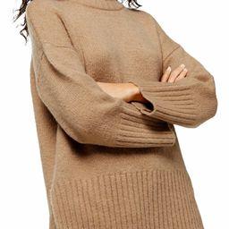 Supersoft Deep Hem Crewneck Sweater | Nordstrom