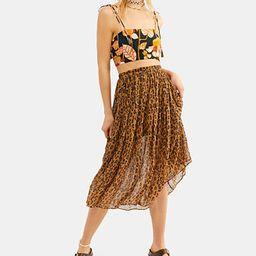 Free People Lydia Printed Skirt & Reviews - Skirts - Women - Macy's   Macys (US)
