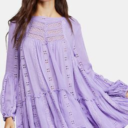 Free People Kiss Kiss Embroidered Lace Tunic & Reviews - Tops - Women - Macy's | Macys (US)