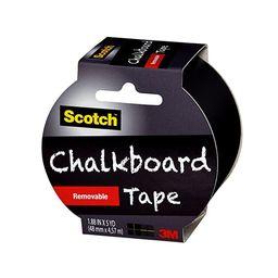 Scotch Chalkboard Tape, Black, 1.88-Inch x 5-Yard   Amazon (US)