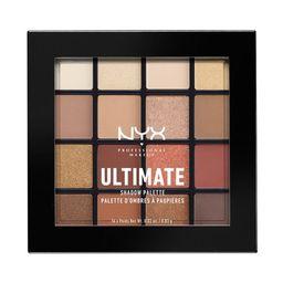NYX Professional Makeup Ultimate Shadow Palette, Warm Neutrals | Walmart (US)
