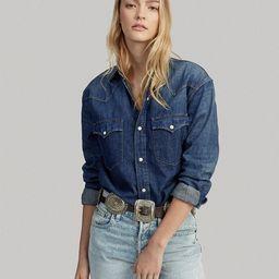 Denim Western Shirt | Ralph Lauren (US)
