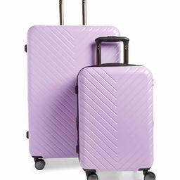 Chevron 29-Inch & 18-Inch Spinner Luggage Set | Nordstrom