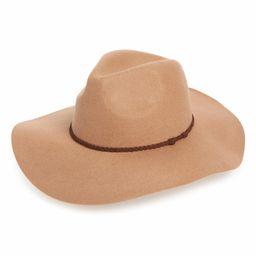 Wide Brim Felt Panama Hat | Nordstrom