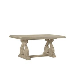A.R.T. Furniture Arch Salvage Parch Rectangular Dining Table 233220 2802 | Bellacor | Bellacor