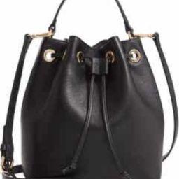 Delilah Leather Bucket Bag | Nordstrom