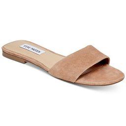 Steve Madden Women's Bev Snip-Toe Slide Sandals & Reviews - Sandals & Flip Flops - Shoes - Macy's | Macys (US)
