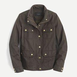 The downtown field jacket   J.Crew US