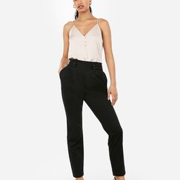 button front downtown cami | Express