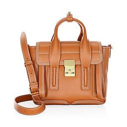 3.1 Phillip LimMini Pashli Leather SatchelColor - CognacUSD$725.00In StockEarn at least 1450 poin...   Saks Fifth Avenue
