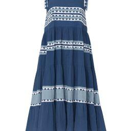 CAROLINA K Blue Iris Dress   Rent The Runway