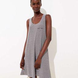 Striped Swing Pajama Dress | LOFT