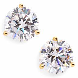 6ct tw Cubic Zirconia Earrings | Nordstrom