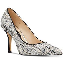 Nine West Flax Pointed Toe Pumps  & Reviews - Pumps - Shoes - Macy's | Macys (US)