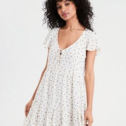 AE Tiered Babydoll Dress   American Eagle Outfitters (US & CA)