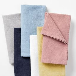 Textured Cotton Napkins (Set of 4)   West Elm (US)