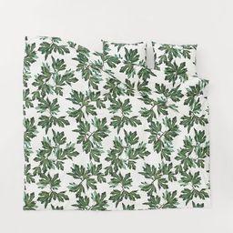 Patterned Duvet Cover Set   H&M (US)