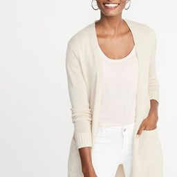 Open-Front Long-Line Sweater for Women | Old Navy US