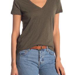 MadewellShort Sleeve V-Neck T-Shirt | Nordstrom Rack