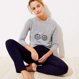 Bicycle Sweater | LOFT