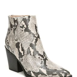 SOUL NaturalizerMikey Snake Embossed Mid Boot - Wide Width Available | Nordstrom Rack