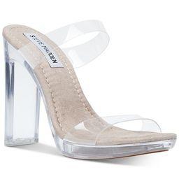 Steve Madden Women's Glassy Dress Sandals & Reviews - Sandals & Flip Flops - Shoes - Macy's   Macys (US)