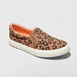 Girls' Mystique Sneakers - Cat & Jack™ Brown   Target