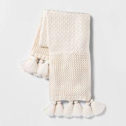 Chunky Knit Throw Blanket - Opalhouse™ | Target