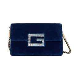 Gucciblue Shoulder bag with Square G | FarFetch Global