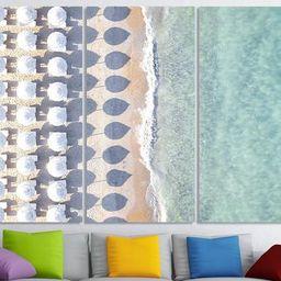 Canvas Set of Beach | Etsy (US)