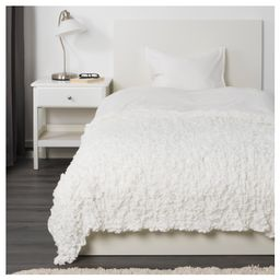 OFELIA Blanket - white - IKEA   IKEA (DE)