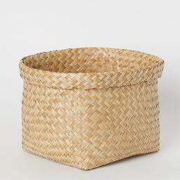 Large storage basket | H&M (UK, IE, MY, IN, SG, PH, TW, HK, KR)
