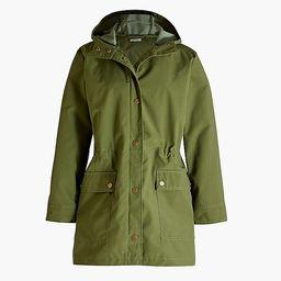 Utility rain jacket   J.Crew Factory