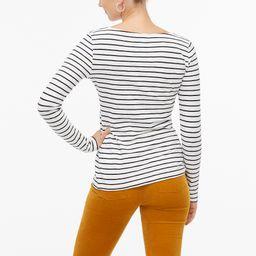 Long-sleeve striped artist T-shirt   J.Crew Factory
