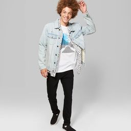 Men's Skinny Fit Jeans - Original Use™ Jet Black | Target