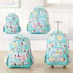 Mackenzie Aqua<br>Disney Princess Backpack   Pottery Barn Kids
