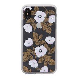Sonix Apple iPhone X/XS Clear Coat Case - Rhinestone Harper   Target