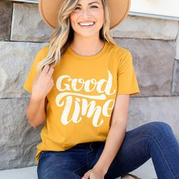 Good Time Graphic Tee | Dress Up