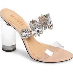 Blanck Clear Slide Sandal | Nordstrom