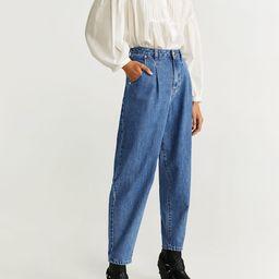 Baggy-Jeans Regina | MANGO (DE)