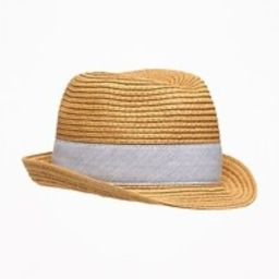 Straw Fedora for Baby | Old Navy US