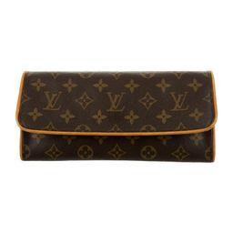 Louis Vuitton Monogram Pochette Twin GM - Handbags -           LOU248282 | The RealReal | The RealReal