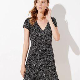 Button Down Flare Dress | LOFT
