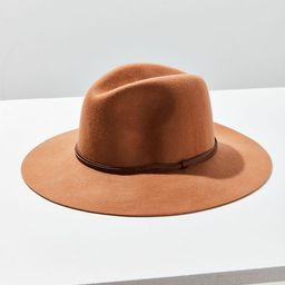 UO Anna Felt Panama Hat | Urban Outfitters (US and RoW)