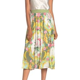 ARATTA   Apollo Floral Print Skirt   Nordstrom Rack   Nordstrom Rack