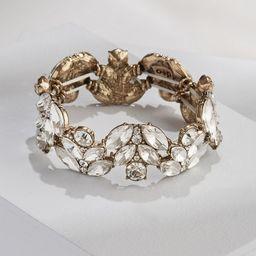 Marla Crystal Bracelet | olive + piper