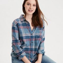 AE Plaid Oversized Button Down Shirt   American Eagle Outfitters (US & CA)